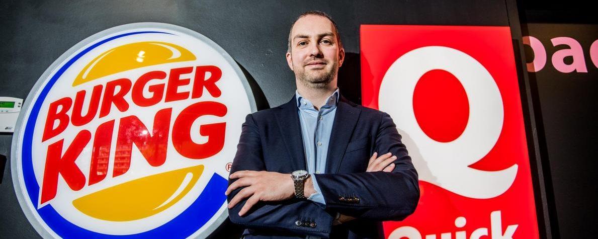 Kevin Derycke, Burger King – BMMA Lunch